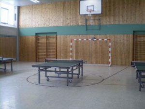 Sporthalle Paul-Gerhardt-Schule